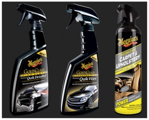 Meguiar's Three Product Cluster