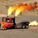 See PYRO... Canada's Only Fire-Breathing Jet Truck!