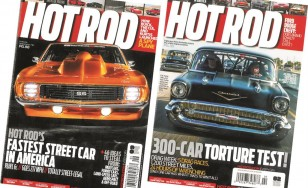 Hot Rod Cover CarsAngled (Medium)