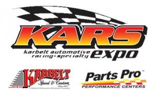 KARS Expo Karbelt Parts Pro Logo Cluster