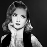 Vintage Pin-Up Model Cherry Dollface to Appear All Three Days at Motorama